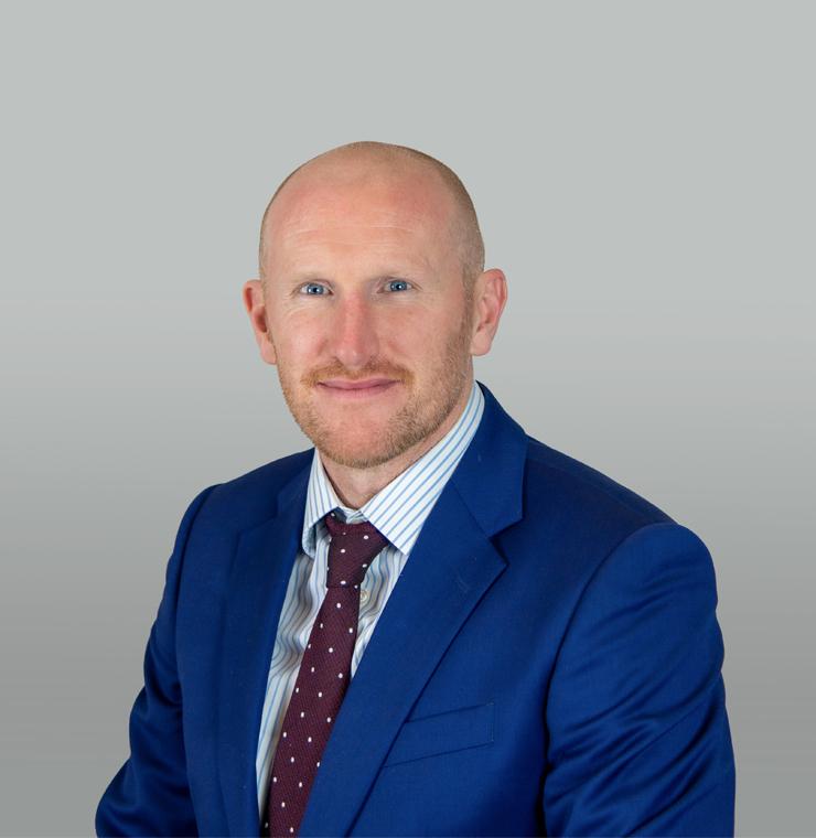 Andy Barnett, Executive Principal profile image